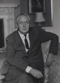 Harold Wilson, by Ruskin Spear - NPG x137580