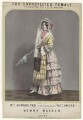Isabella Featherstone (née Hill) (Mrs Howard Paul), by T.H. Jones, printed by  Stannard & Dixon, published by  Metzler & Co, after  Clarkington & Co (Charles Clarkington) - NPG D42773