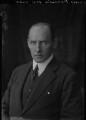 Albert Maurice Amsler, by Lafayette (Lafayette Ltd) - NPG x184703