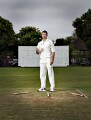 Jimmy Anderson, by Sam Holden - NPG x137681