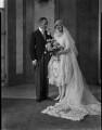 Dermot Robert Patrick Tyson; Audrey Margaret Tyson (née Morse), by Lafayette (Lafayette Ltd) - NPG x184730