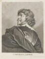 Cornelius Johnson (Cornelius Janssen van Ceulen), by Thomas Chambers (Chambars) - NPG D42863