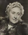 Agatha Christie, by Walter Bird - NPG x183962