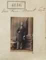 Vere Fane-Benett (né Fane, later Fane-Benett-Stanford), by Camille Silvy - NPG Ax54826