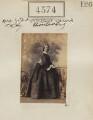Anne (née Lindsay), Lady Antrobus, by Camille Silvy - NPG Ax54586