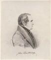 John Doubleday, by Henry Corbould - NPG D42935