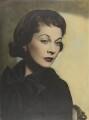 Vivien Leigh, by Vivienne - NPG x137766