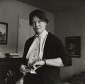 Iris Murdoch, by Michael Peto - NPG x137675