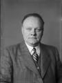 Victor Francis Yates, by Walter Stoneman - NPG x189363