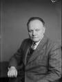Victor Francis Yates, by Walter Stoneman - NPG x189364