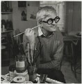 David Hockney, by Francis Goodman - NPG x195545
