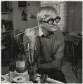David Hockney, by Francis Goodman - NPG x195545