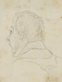 Unknown sitter, by Sebastian Evans - NPG 2173(22)