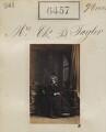 Adine Louisa Tayler (née Agassiz), by Camille Silvy - NPG Ax56391
