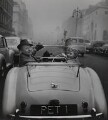 Godfrey Herbert Winn; Petula Clark, by George Douglas - NPG x137785