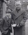 Michael Gatehouse; Sir Arthur Edward Drummond Bliss, by Press Association Photos - NPG x184239