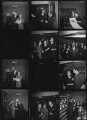 Party in bookshop, by Francis Goodman - NPG x195563