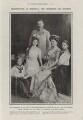 Franz Ferdinand, Archduke of Austria-Este with his family, by Adèle - NPG x137825