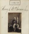 Henry Christian Allhusen, by Camille Silvy - NPG Ax60333