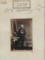 Probably Edmund Edward Antrobus, by Camille Silvy - NPG Ax55289