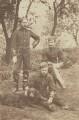 Colonel Thompson; Edward Thomas Browell; William Alexander Eden, by Unknown photographer - NPG Ax137938