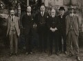 The Ulster Cabinet, 1920, by Unknown photographer - NPG x137950