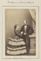 Queen Victoria; Prince Albert of Saxe-Coburg-Gotha, by John Jabez Edwin Mayall - NPG Ax128901