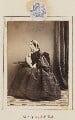 Isabella Elizabeth Elliot (née Gore), by Unknown photographer - NPG Ax128966