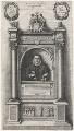 Monument to William Aubrey, by Wenceslaus Hollar - NPG D42947