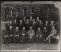 Ramsay MacDonald and his cabinet of 1924, by Elliott & Fry - NPG x182171