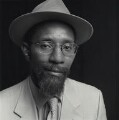 Linton Kwesi Johnson, by Norman McBeath - NPG x137966