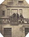Group at Balcarres, by Thomas Rodger - NPG Ax129021
