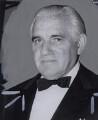 Sir Isaac Wolfson, 1st Bt, by Barratt's Photo Press Ltd - NPG x184274