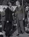 Sir Christopher John Chataway; Harold Macmillan, 1st Earl of Stockton, by Planet News - NPG x184296