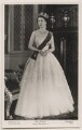 Queen Elizabeth II, by Baron (Sterling Henry Nahum), published by  The Photochrom Co Ltd - NPG x138022