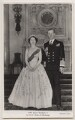 Queen Elizabeth II; Prince Philip, Duke of Edinburgh, by Baron (Sterling Henry Nahum), published by  The Photochrom Co Ltd - NPG x138026
