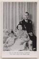 Prince Charles; Queen Elizabeth II; Princess Anne; Prince Philip, Duke of Edinburgh, by Baron (Sterling Henry Nahum), published by  Raphael Tuck & Sons - NPG x138033
