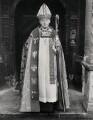 Frederick Donald Coggan, Baron Coggan, by Central Press - NPG x184329