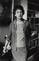 Dame Edith Margaret Emily ('Peggy') Ashcroft, by Michael Peto - NPG x138050