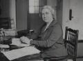 Winifred Clara Cullis, by Central Press - NPG x184354