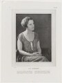 Mary Lilian (née Share), Viscountess Rothermere, by Man Ray (Emmanuel Radnitzky) - NPG x138123