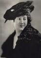 Priscilla Cecilia (née Moore), Countess Annesley, by Harris & Ewing - NPG x138113