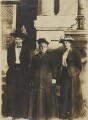 Ray Strachey; Anna Howard Shaw; Ellie Rendel, by Unknown photographer - NPG Ax160795