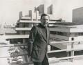 Sir Peter Reginald Frederick Hall, by Press Association Photos - NPG x184394