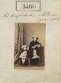 The daughters of 1st Baron Tweedmouth, by Camille Silvy - NPG Ax52856