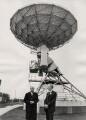 Sir Alan Lloyd Hodgkin; Sir Martin Ryle, by Press Association Photos - NPG x182328