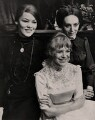 Glenda Jackson as Masha, Marianne Faithfull as Irina and Avril Elgar as Olga in 'Three Sisters', by Keystone Press Agency Ltd - NPG x182339