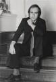 Elton John, by Chalkie Davies - NPG x182340
