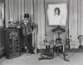 Elton John, by Chalkie Davies - NPG x182342