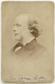Joseph Lister, Baron Lister, by Claudet's Photo Studio - NPG x194000